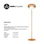 Balloton Floor Lamp 3d Model