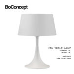 Mix Table Lamp 3d Model