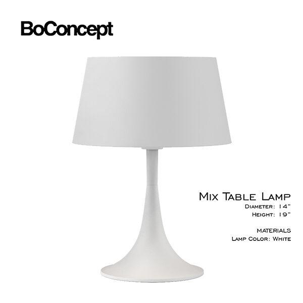 Mix Table Lamp 3d Model