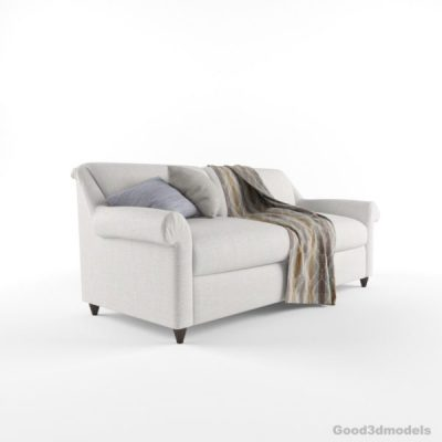 Custom sizes sofa by A RUDIN 2